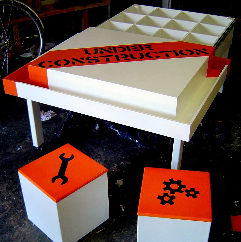 Lego Construction Table Portugue How To Build Round Wood Table Tops