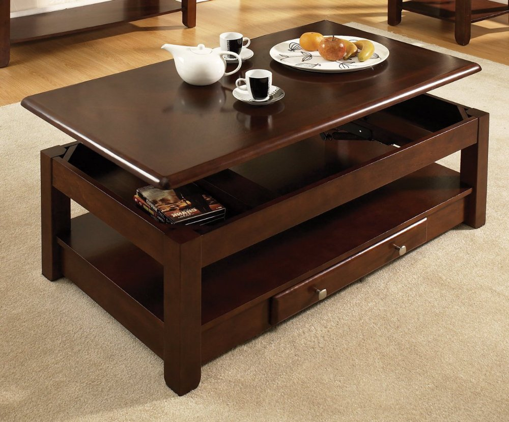 Lift Top Coffee Table Ashley Furniture Collection A Unique Square Lift Top Coffee Table
