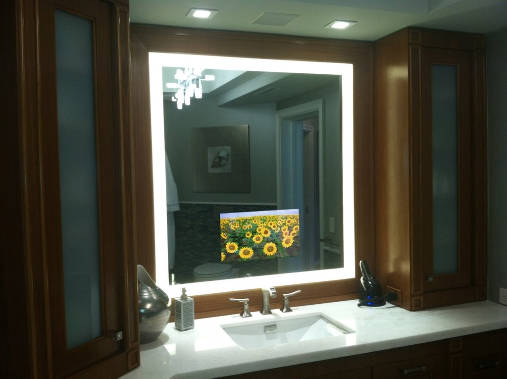 Lighted Mirror Walmart Homy Design Selecting Mounting A Wooden Towel Rack