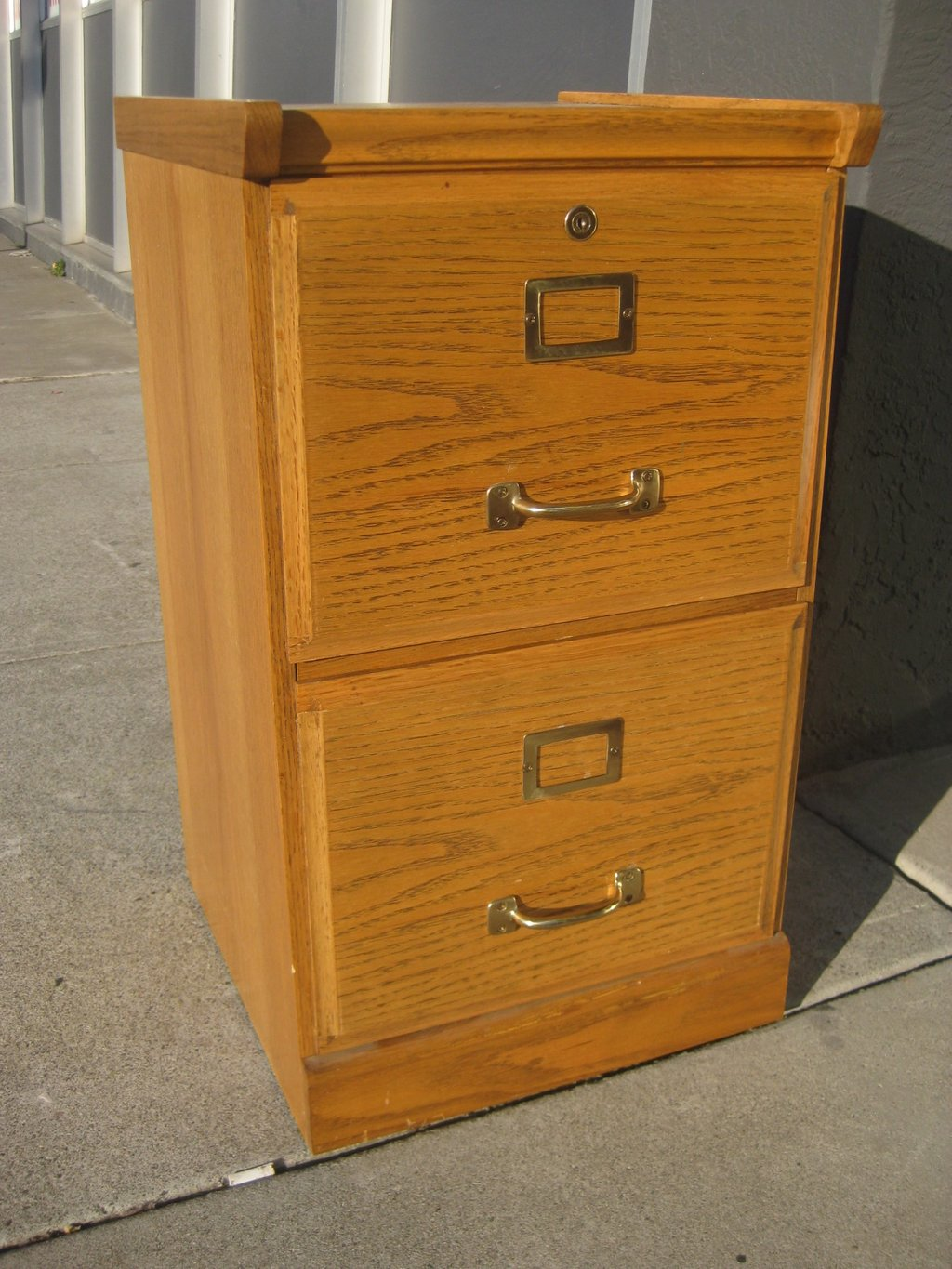 Locking Filing Cabinet Wood Roselawnlutheran Idea 2 2 2 Drawer Lateral File Cabinet Wood
