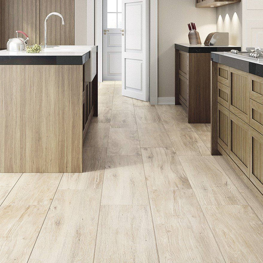 Loftwood Maple Wood Effect Porcelain Floor Tile Attaching Wood Trim The Wood Porcelain Tile