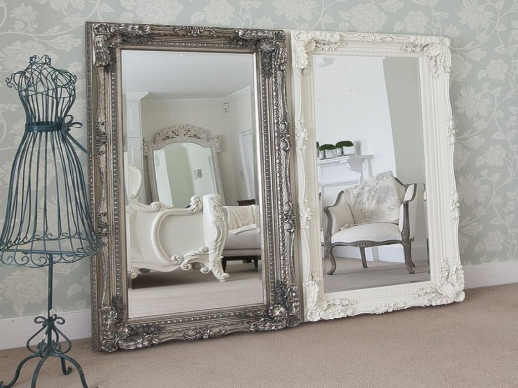 Long Mirror Walls Decorate Mirror Bag Storage With Full Length Wall Mirror Storage