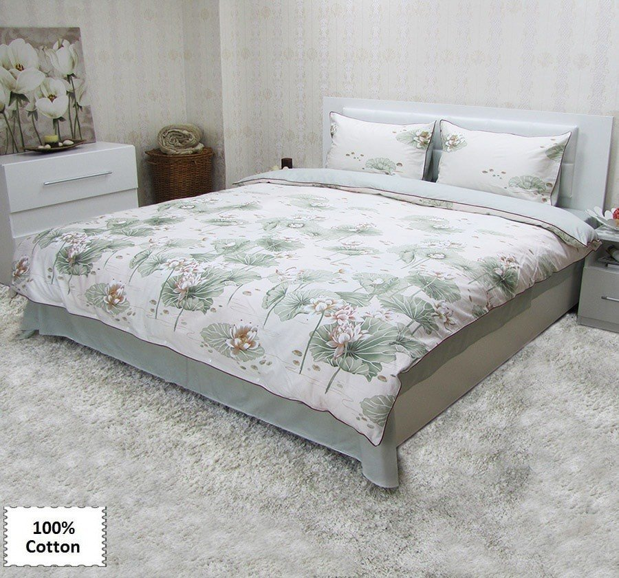 Lotu Bedding Set Queen Size Beddingeu How To Make A Header Two Queen Size Headboards