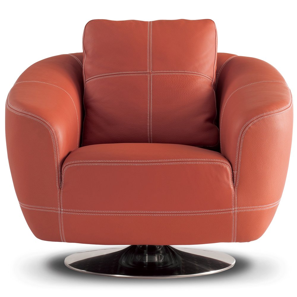 Lucy Swivel Chair Zuri Furniture Type Of Office Swivel Chair Design