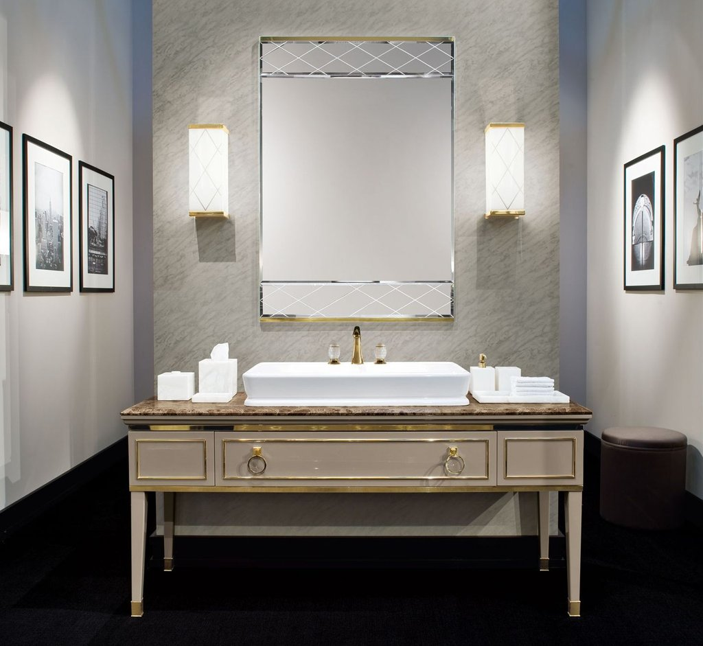 Luxe Italian Designer Bathroom Sharing Beautiful Designer Solid Wood Vanity Units For Bathrooms