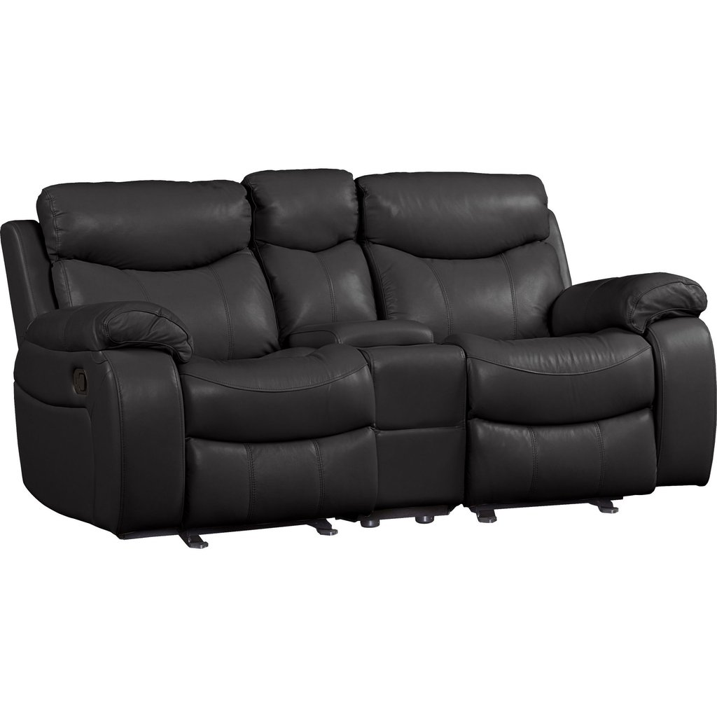 Maddux Reclining Sofa Haverty Wrangler Recliner Square Leather Ottoman Coffee Table