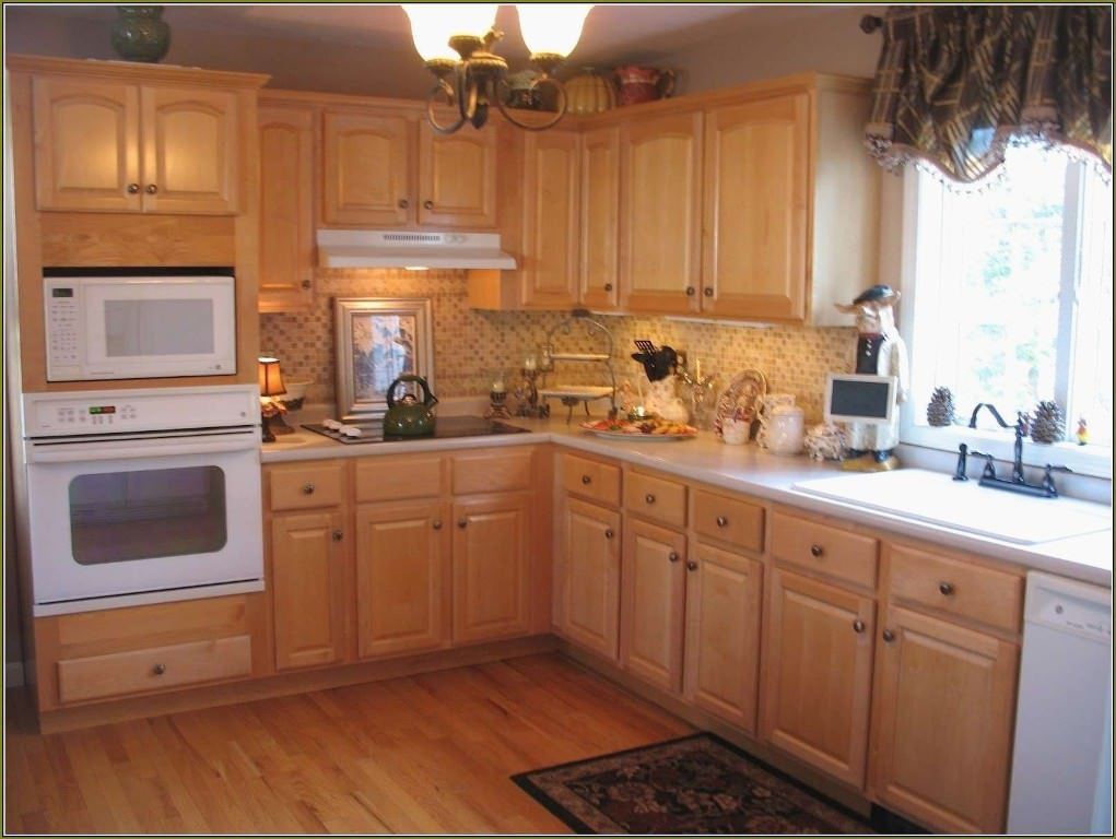 Maple Kitchen Cabinet Solid Wood Decor Roni Young Staining Kitchen Cabinets Ideas