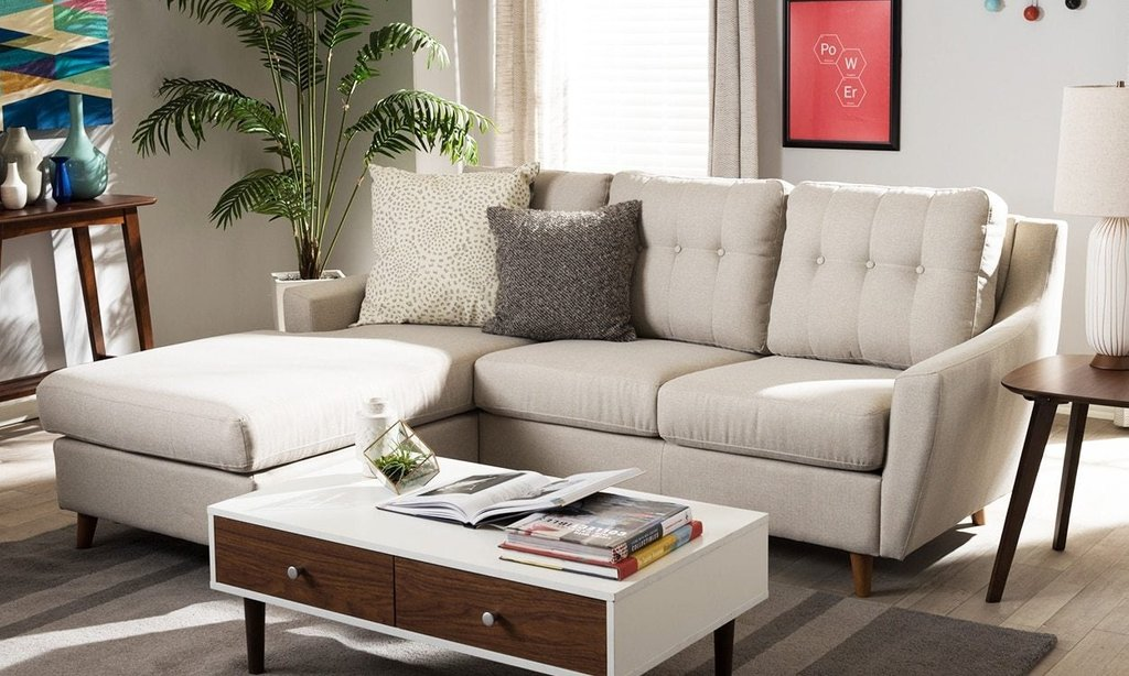 Measure Furniture Measure U Shaped Sectional Sofa