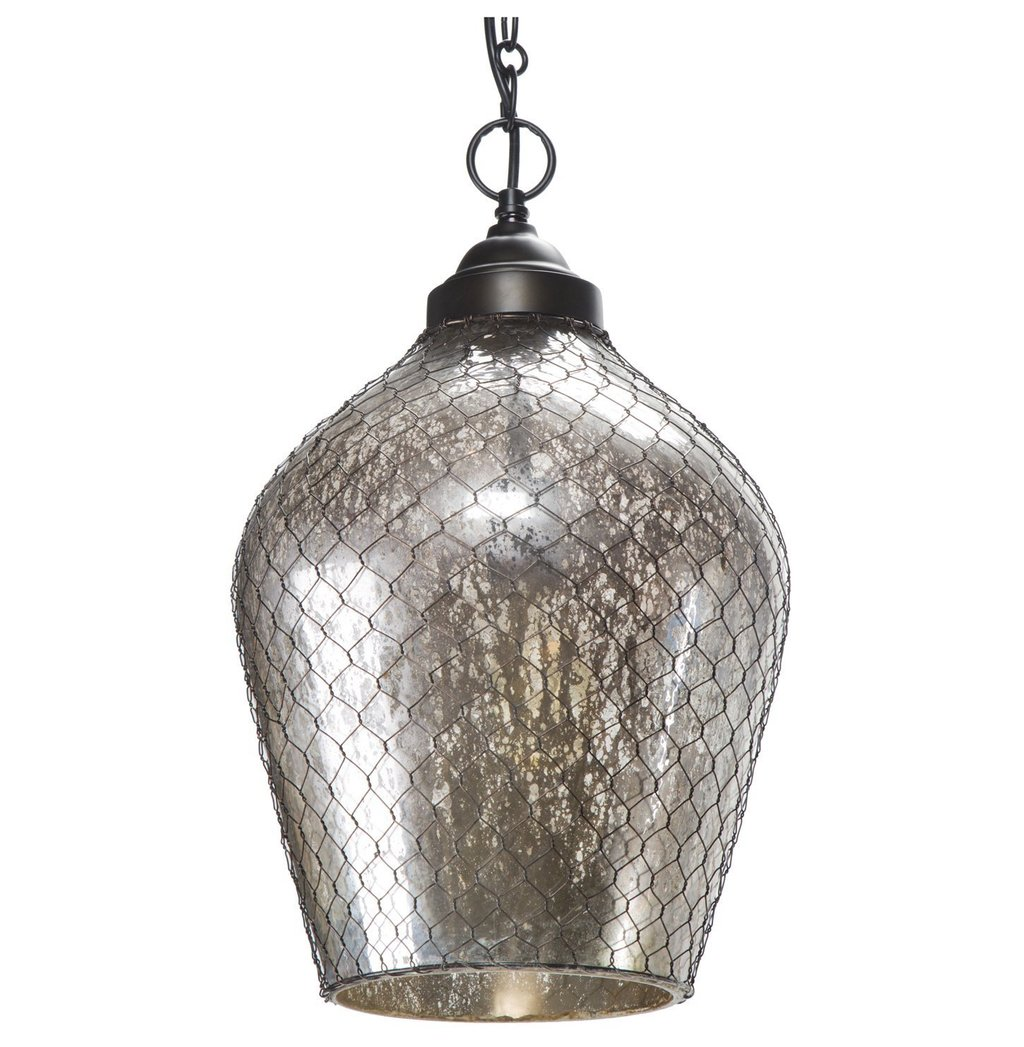 Mercury Glass Pendant Light Anthropologie Create Dressing Table With Mirrored Dresser