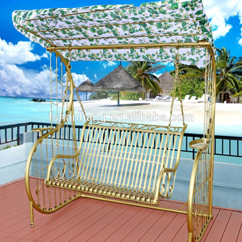 Metal Swing Frame Outdoor Furniture Home Decor Wooden Porch Swings With Frame