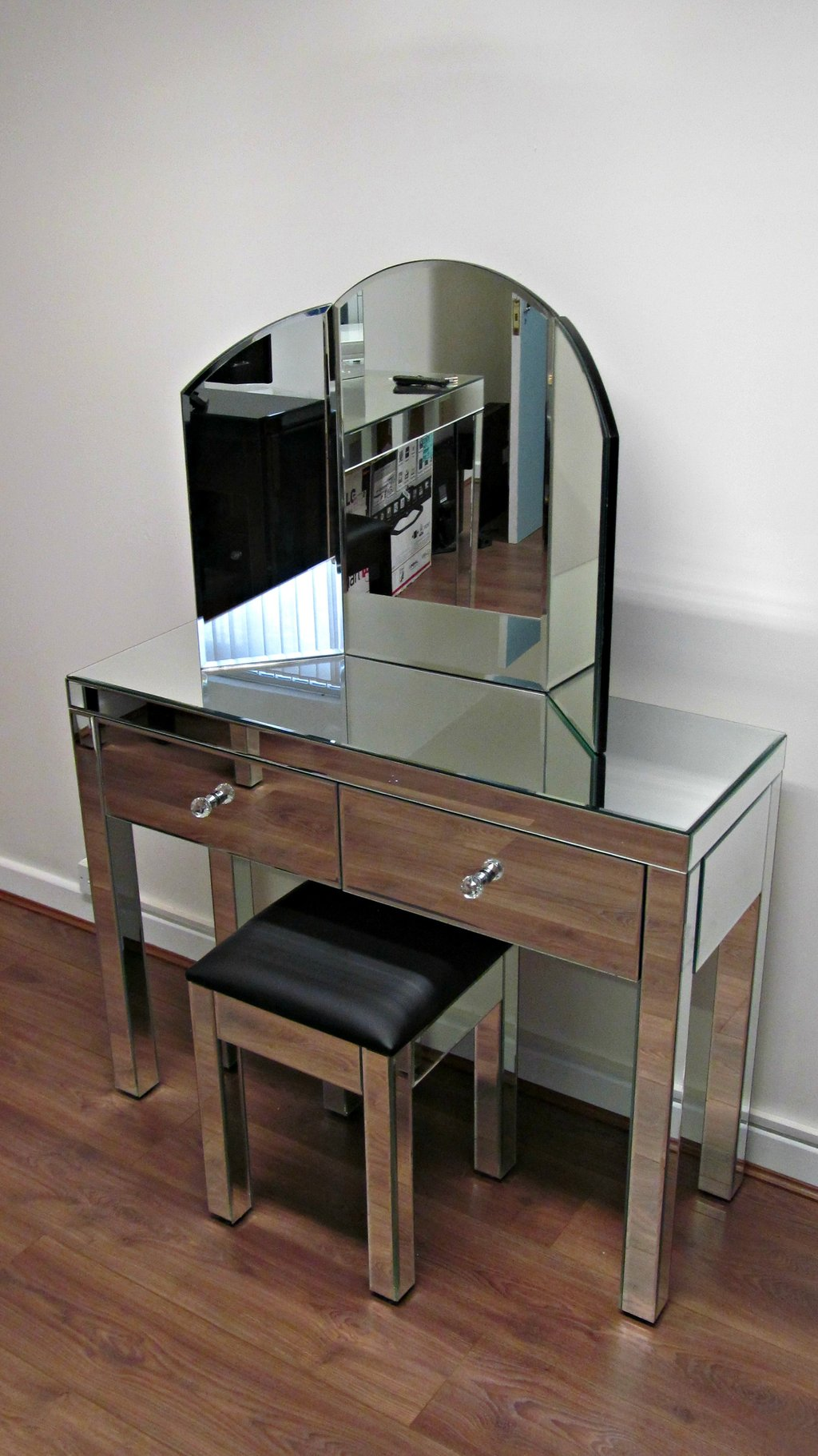 Mirrored Dressing Table Set Uk Home Design Idea Create Dressing Table With Mirrored Dresser
