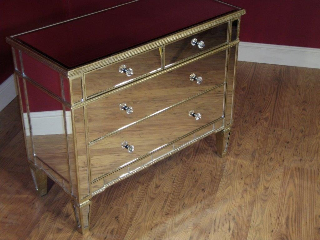 Mirrored Side Table Idea Royal Courage Maximize Create Dressing Table With Mirrored Dresser
