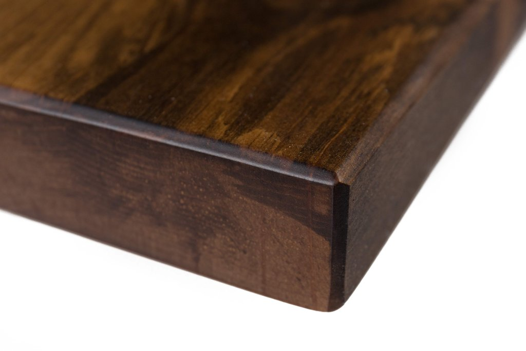 Mixed Plank Rustic Pine Quick Ship Wooden Tabletop How To Build Round Wood Table Tops