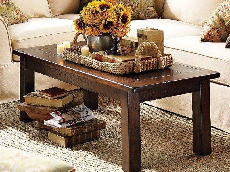Modern Coffee Table Pottery Barn Idea The Advantages Of A 60 Inch Round Dining Table