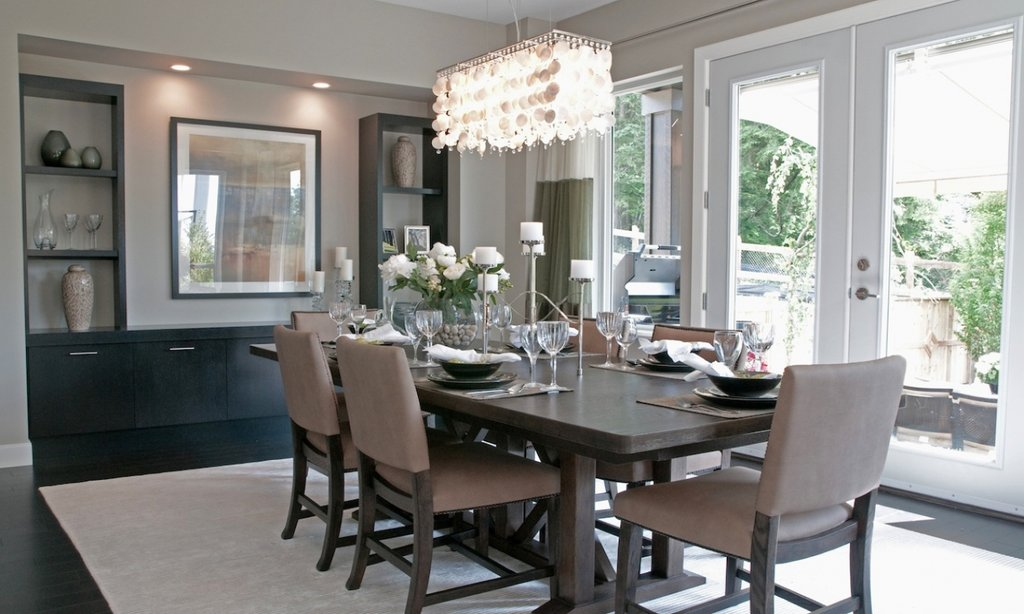 Modern Contemporary Dining Room Chandeliers Gray Dining Room Table Centerpieces Ideas