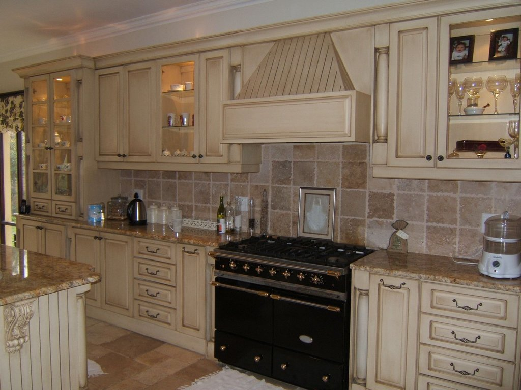 Modern Country Kitchen Idea Black Gas Stove Kitchen Islands With Stools Ideas