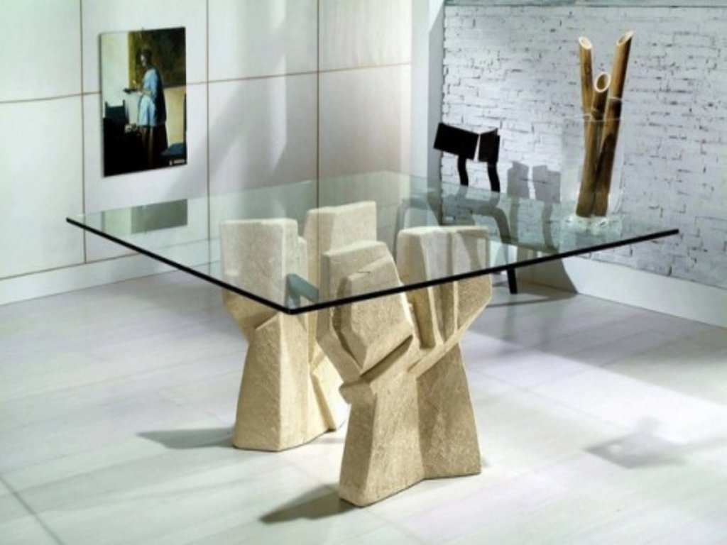 Modern Dining Table Bases Basis Glass Table Top Dining Table Bases For Marble Tops