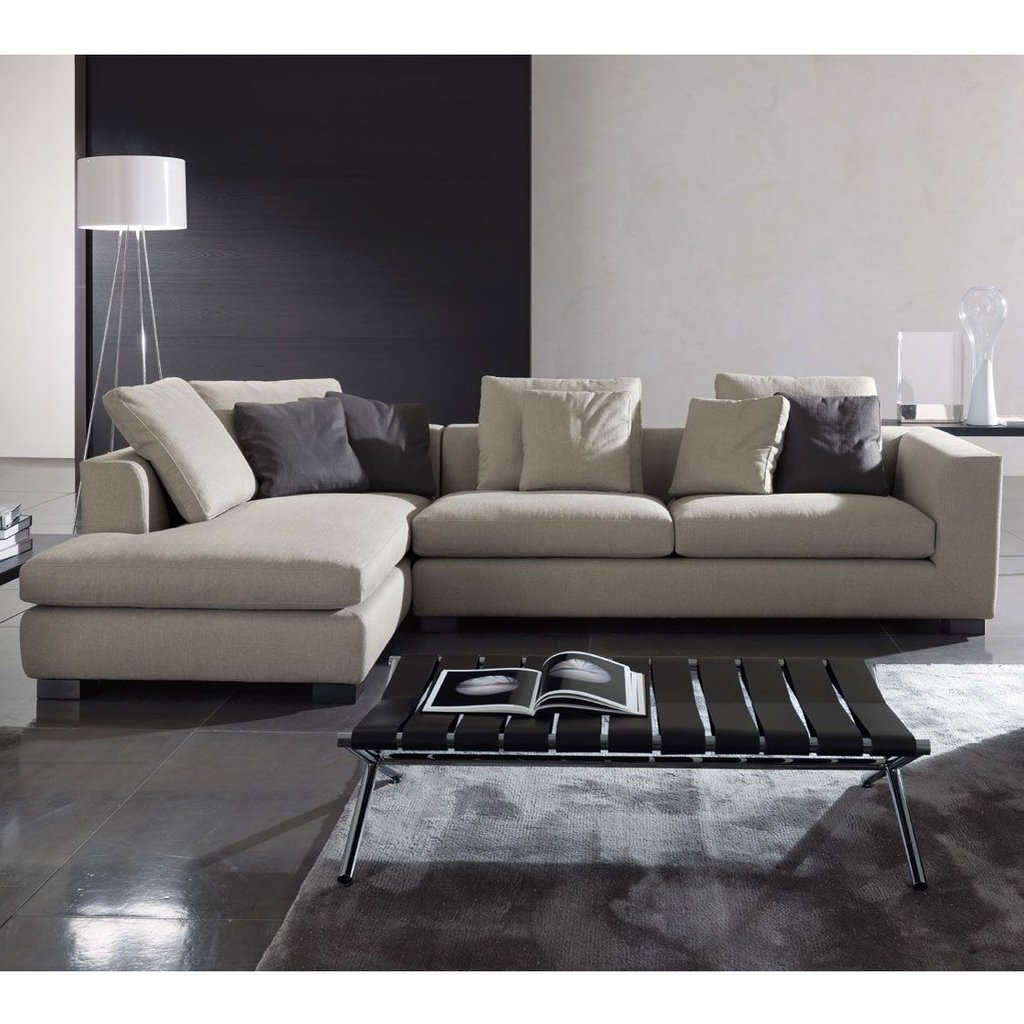 Contemporary Sectional: Modern Sectional Sofas Small Spaces