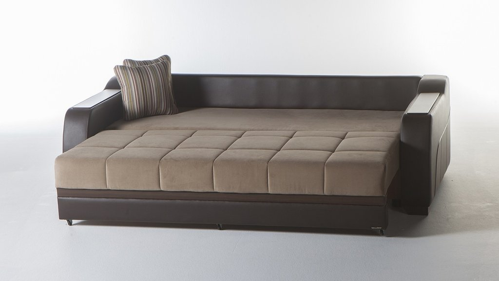 Modular Sofa Bed Storage Idea Railing Stair Sectional Sofas For Small Spaces Modern