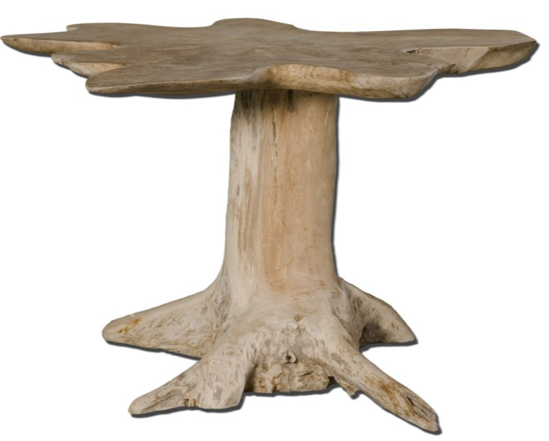 Natural Wood Tables Wood Trunk Side Table Steamer Make A Tree Trunk Coffee Table