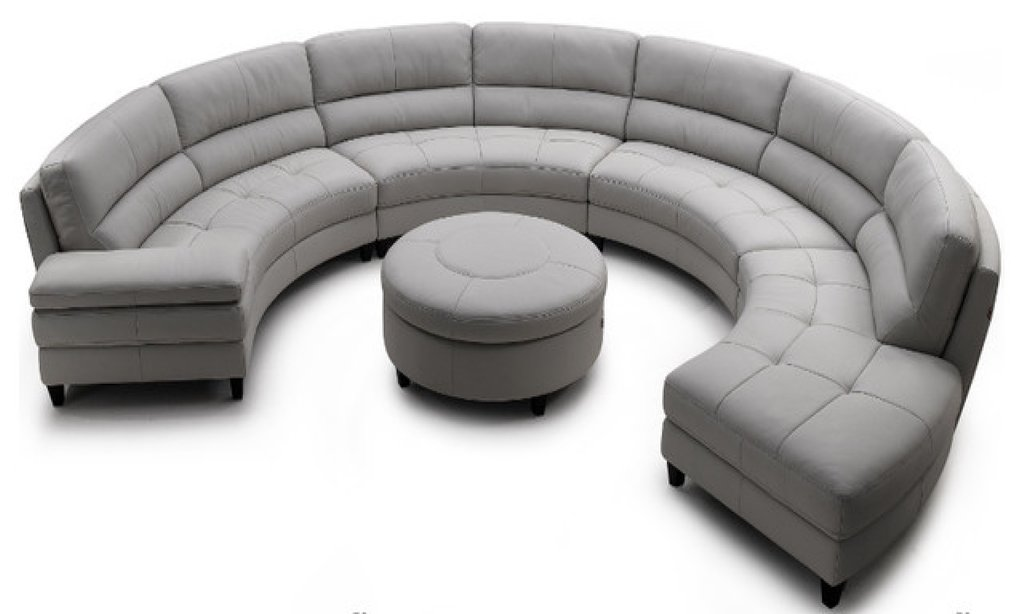 Office Settee Small Circle Couch Deep Sectional Sofas Living Room Furniture