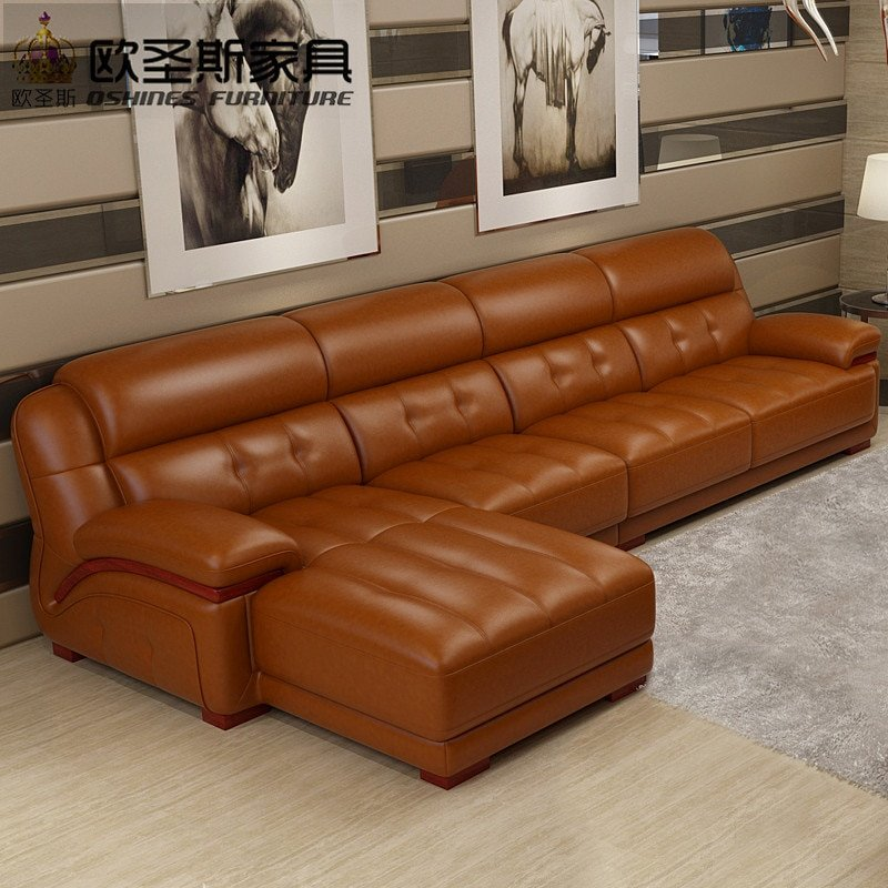 Orange Leather Sectional Sofa Sofa Chair Leather Sofa Set How To Build A Wood Twin Bed Frame