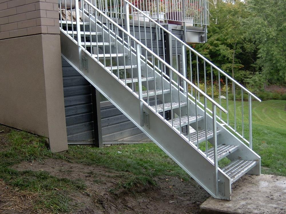 Outdoor Steel Stair Design Staircase Home Design Outdoor Wooden Spiral Staircase