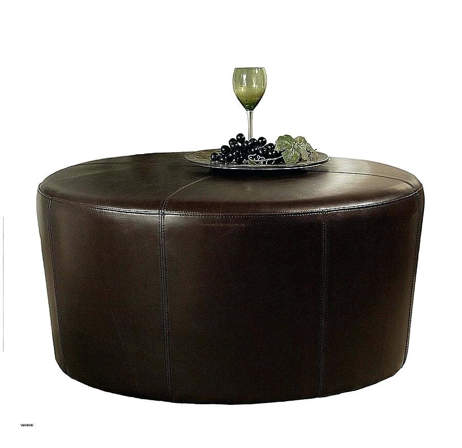 Oversized Leather Ottoman Table Square Leather Ottoman Coffee Table