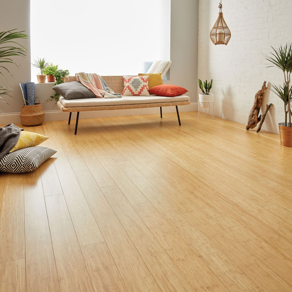 Oxwich Natural Strand Bamboo Flooring Woodpecker Flooring How To Install Floating Bamboo Flooring
