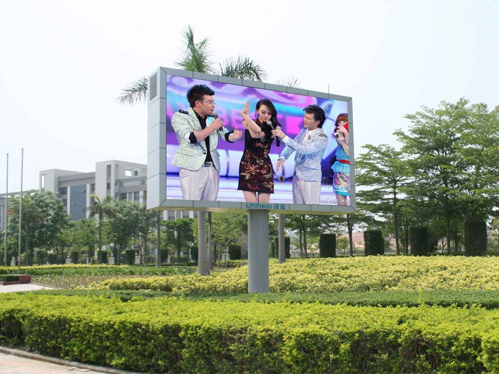 P16 Led Outdoor Full Color Advertising Screen Advice How To Make An Bookcase Headboard