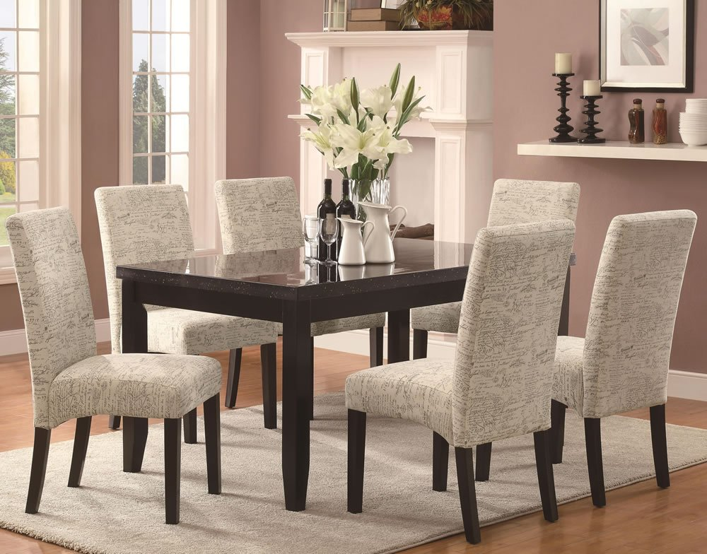 Parson Dining Room Chair Home Furniture Design Dining Room Chairs With Arms