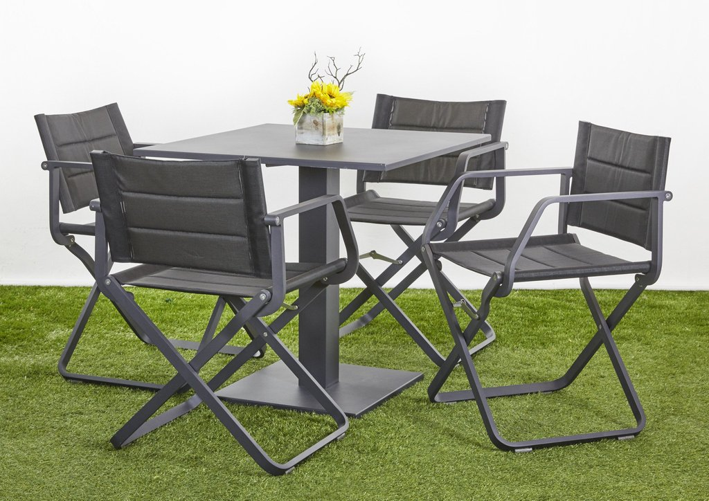 Pattaya Square Dining Table Boulevard Outdoor Inspiration Considering For Square Bistro Table