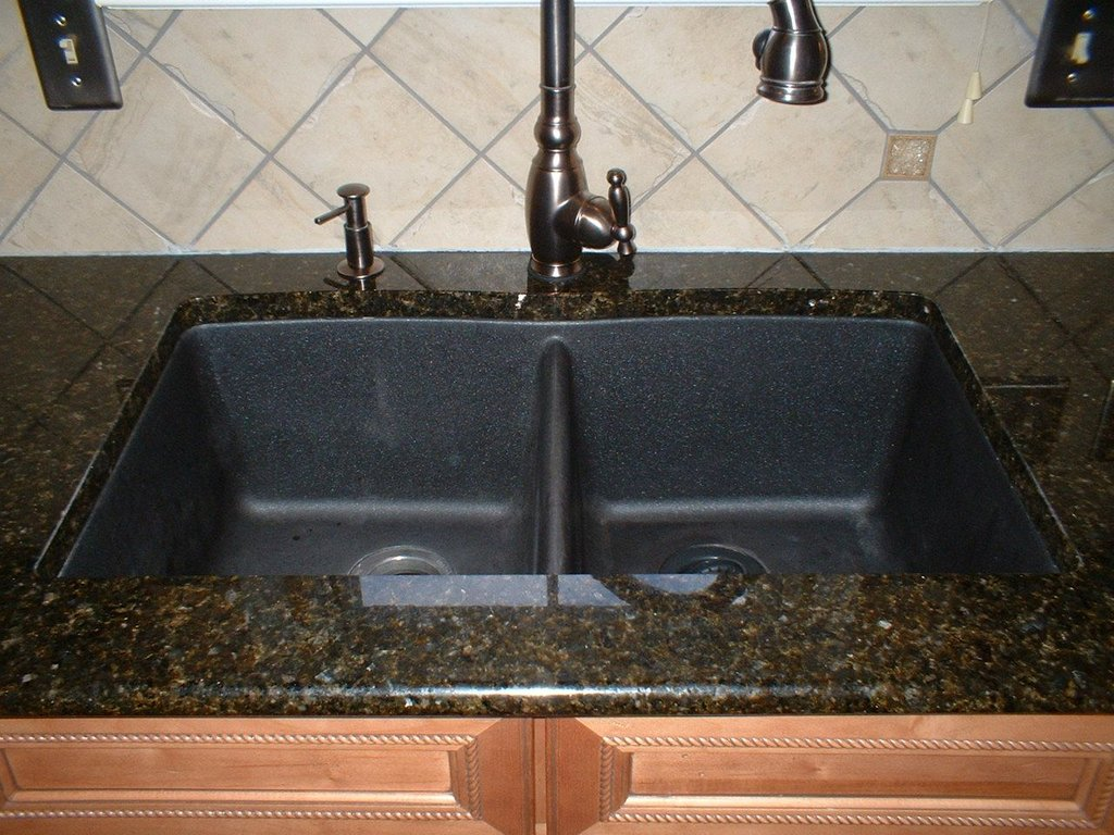 Perfect Great Black Granite Kitchen Sink Idea The Importance Of Good Deep Kitchen Sinks