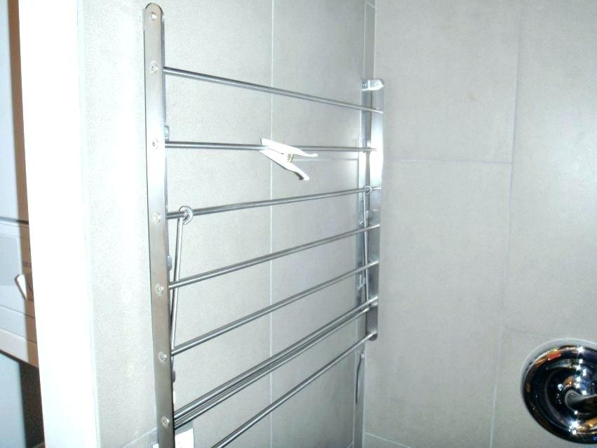 Pipe Clothing Rack Wall Mounted Clothing Rack Wall Mount Ideas For Wooden Clothes Rack