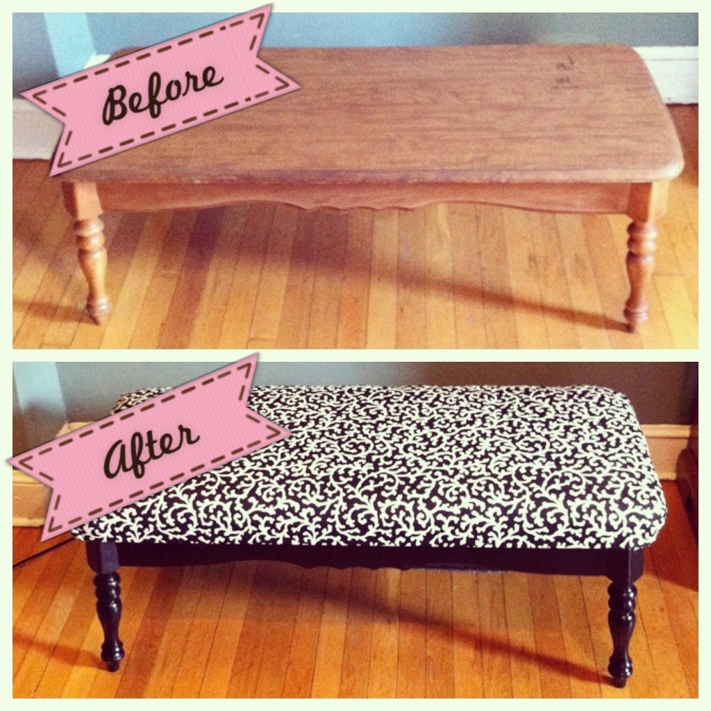 Piper Riley Diy Bench Coffee Table Best Oversized Sectional Sofas