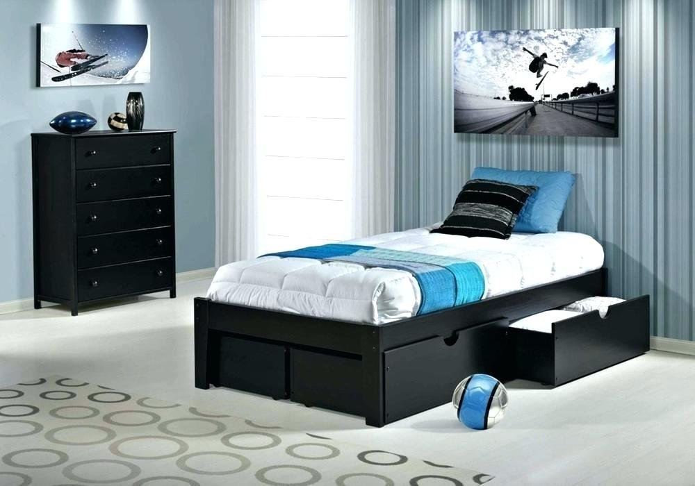 Platform Twin Bed Intuitium Build Wooden Twin Bed Frame