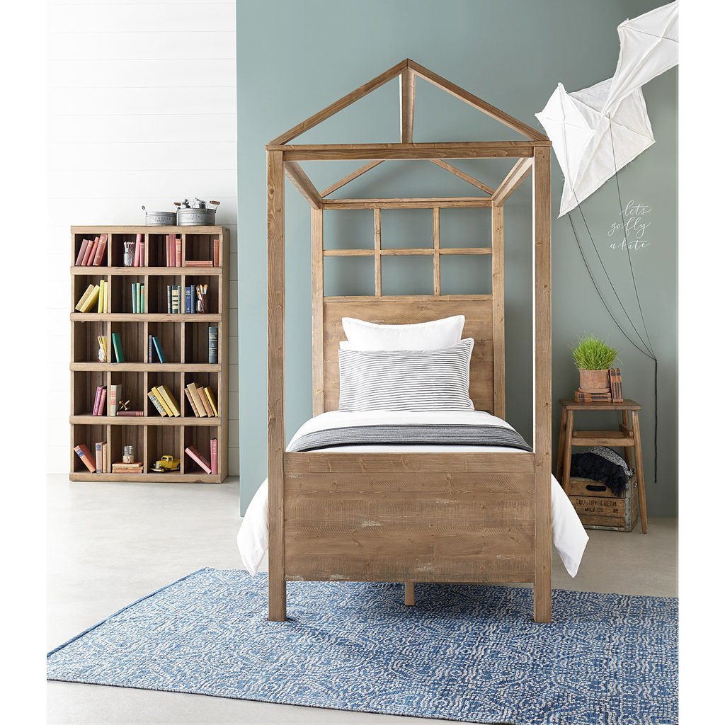 Playhouse Twin Bedroom Group Magnolium Home Joanna Make Wooden Narrow Dresser Easier For The Drawer Slide