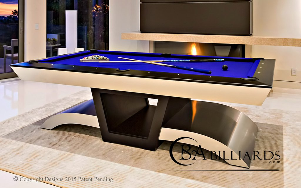 Pool Table Buy Online Robby Billiard Modern Pool Tables With Lighting For Sophisticated Look