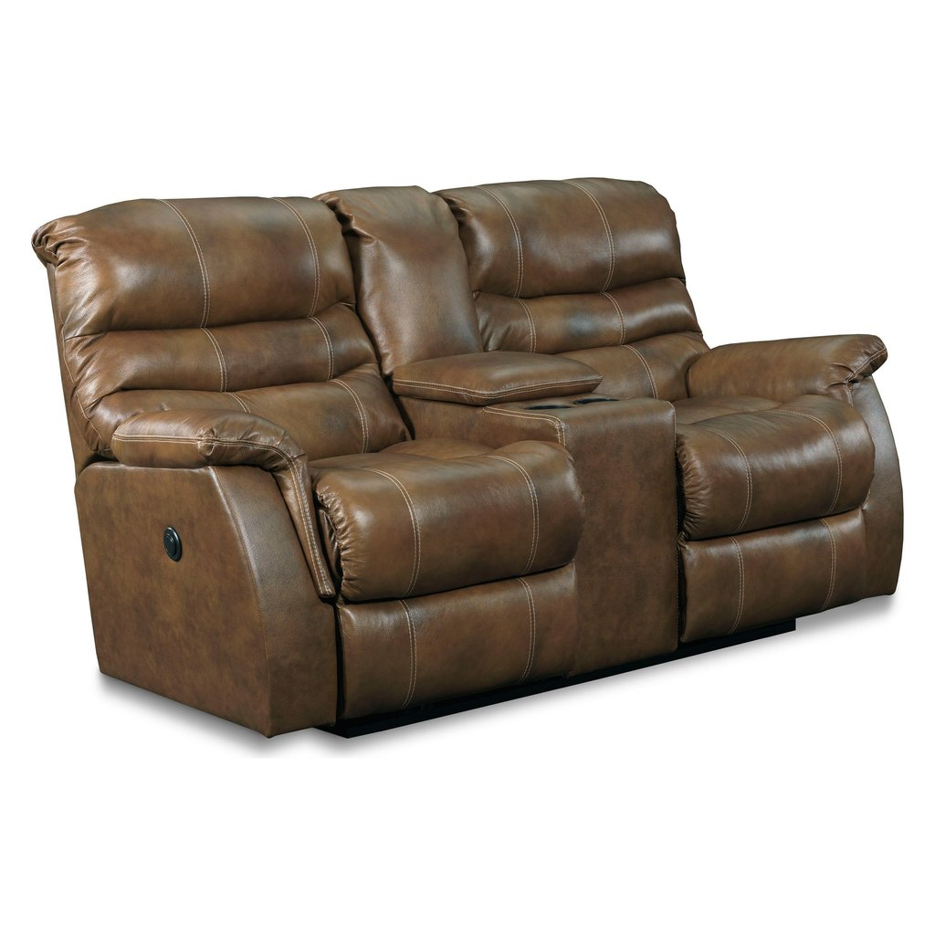 Power Sofa Recliner Leather Fabric Cover A Double Recliner Sofa