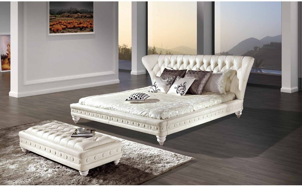 Queen Size Bed 1191 Furniture Store Toronto How To Make A Header Two Queen Size Headboards