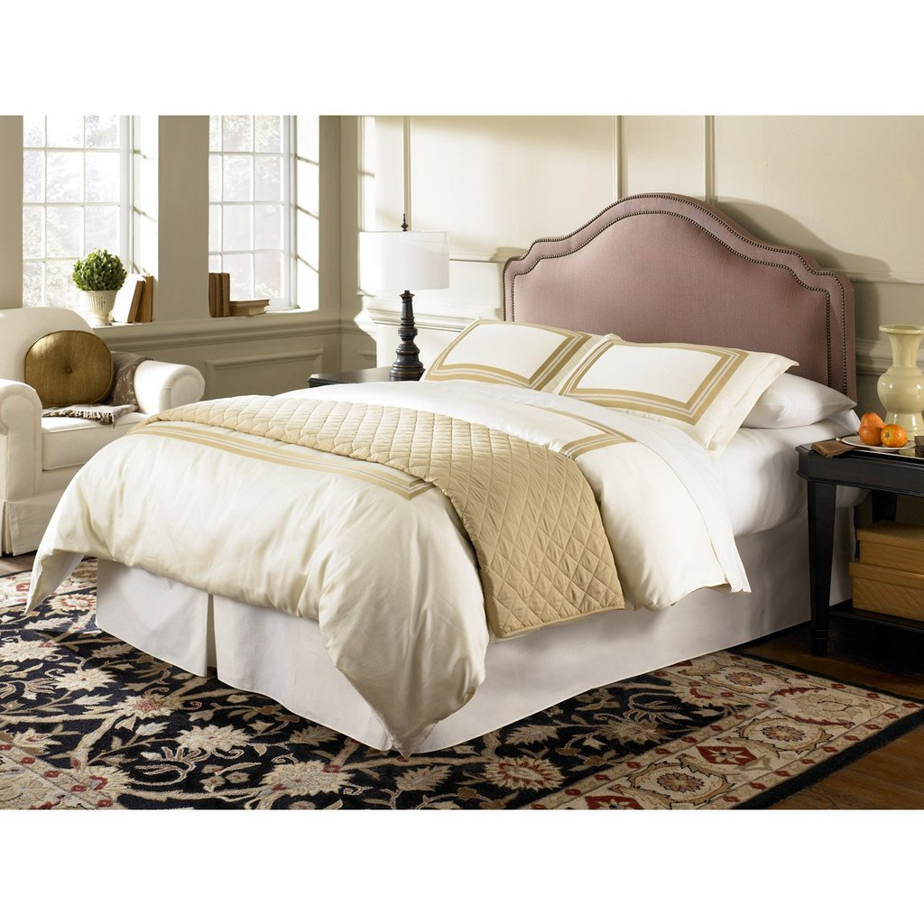 Queen Upholstered Headboard Style Design Guideline To DIY Tufted Headboard