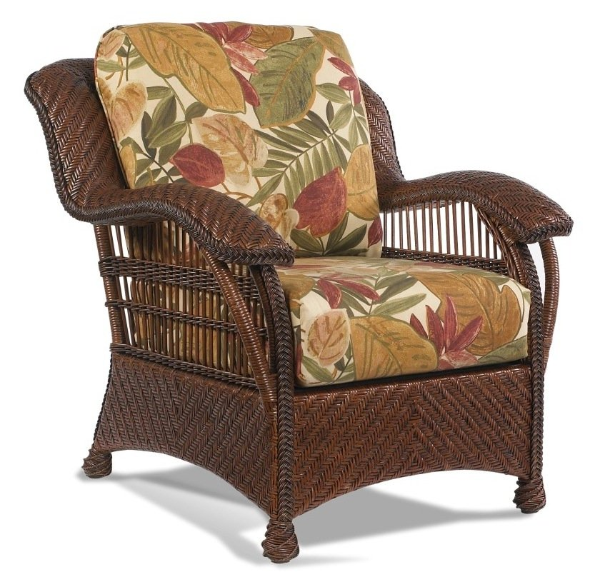 Rattan Chair Cushion Wicker Dresser And Nightstand