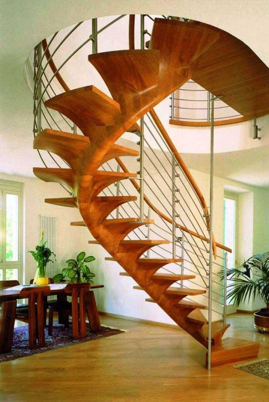 Read Designing Spiral Staircase Outdoor Wooden Spiral Staircase