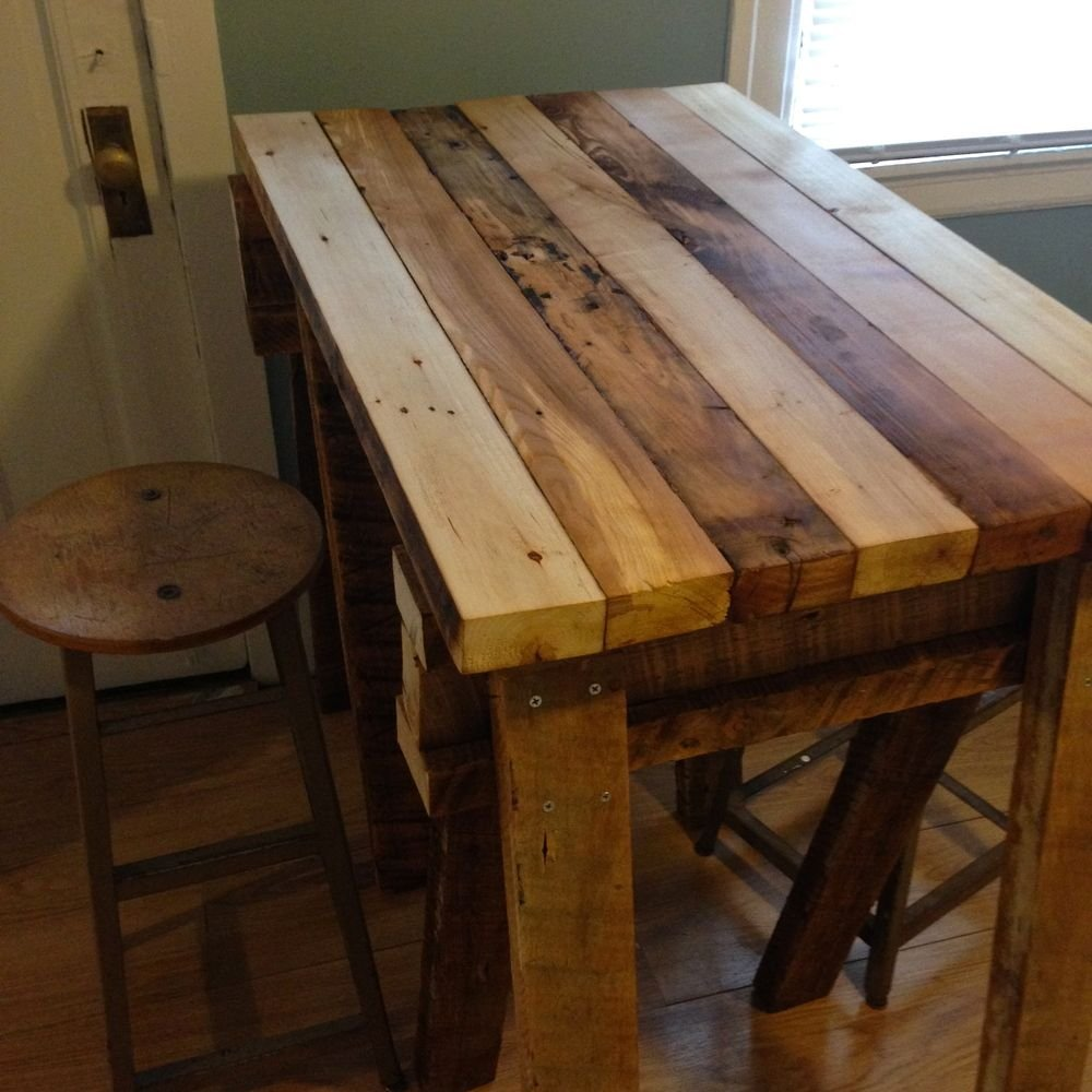 Reclaimed Wood Kitchen Island Top Living Space Kitchen Islands With Stools Ideas