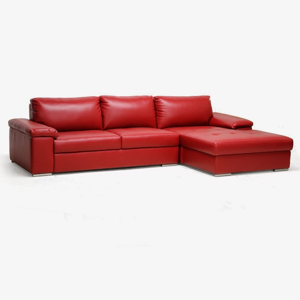 Red Couch Red Leather Sectional Couch Leather Sectional Sleeper Sofa Dye
