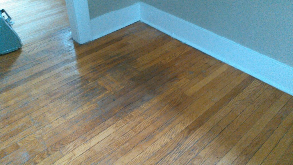 Refinish Oak Floor Red Oak Hardwood Refinishing Painting Wood Paneling Without Sanding