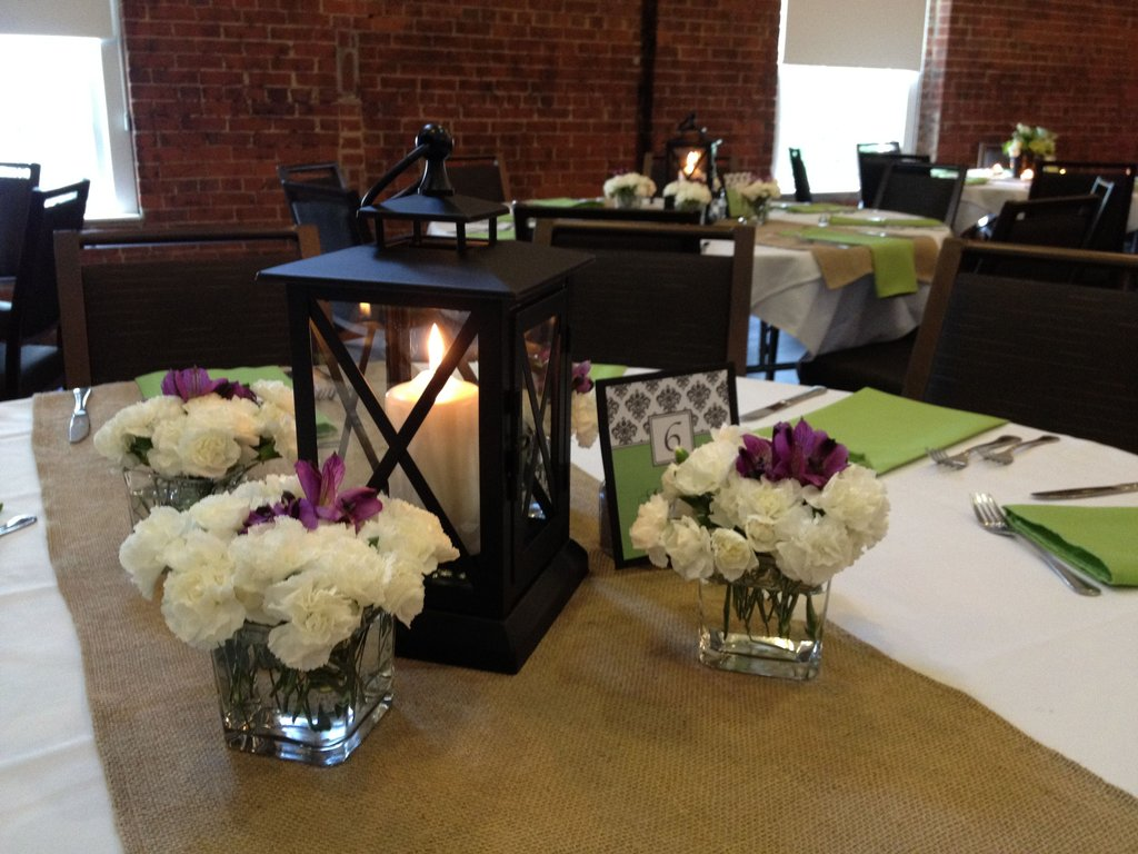 Rehearsal Dinner Great Room Blog Making Dining Room Table Centerpieces