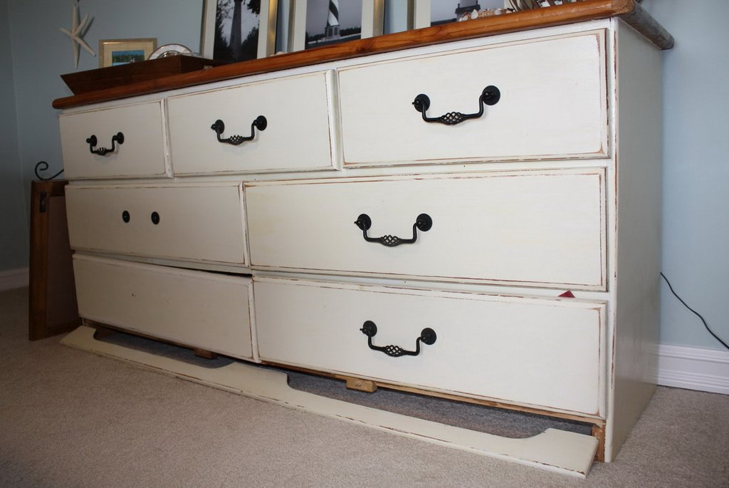 Repainting Dresser White Home Design Idea Painting Wood Paneling Without Sanding