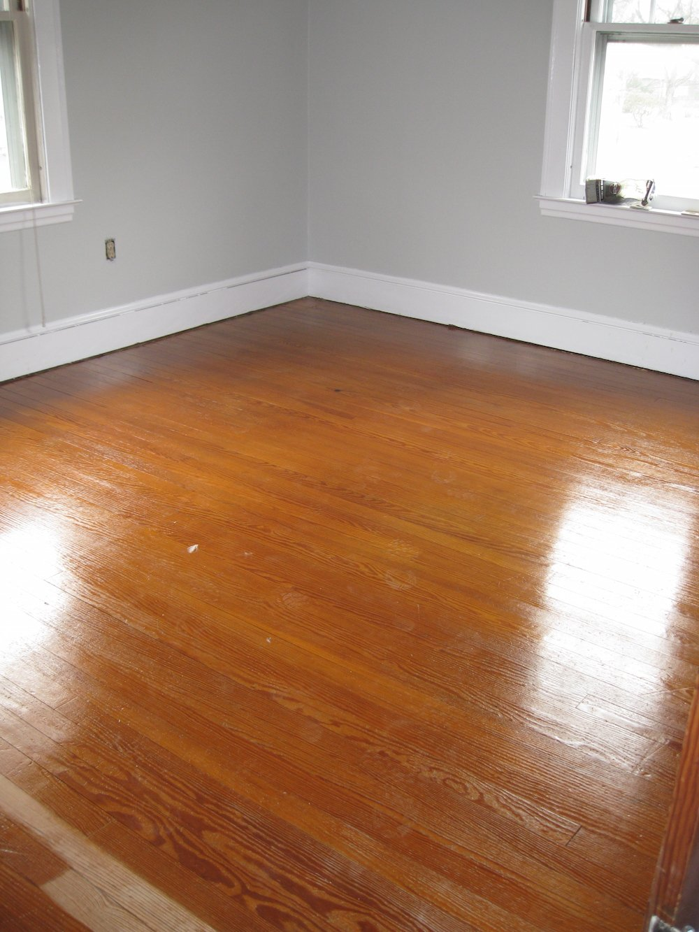 Restoring Wood Floor Wood Idea Staining Wood Floors With Dark Color