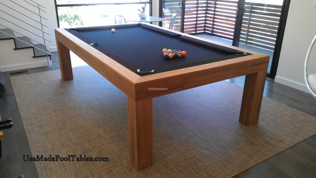 Riviera Contemporary Pool Table Modern Pool Tables With Lighting For Sophisticated Look